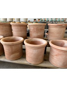Vase cylindrique h46