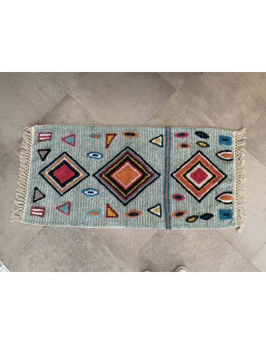 Tapis marrakech 70x140cm naturel