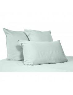 Drap de lit en lin lavé...