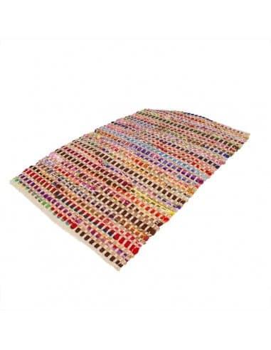 Tapis Quadrado multicolore 60x90