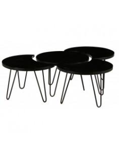 Table Basse Next noire set/4