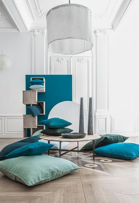 Décorez votre maison avec des coussins en lin Propriano Harmony