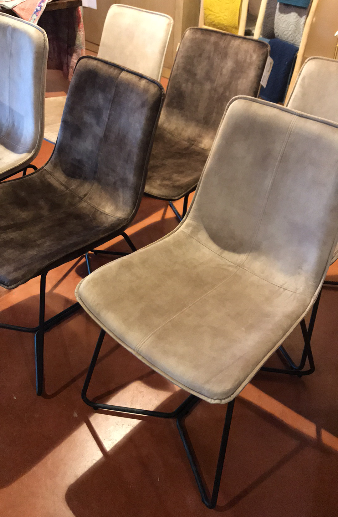 chaise d'intérieur Rutano Madeleine Déco